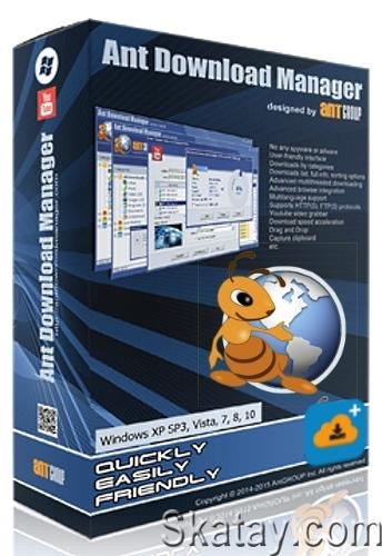 Ant Download Manager Pro 2.2.3 Build 77885 Final