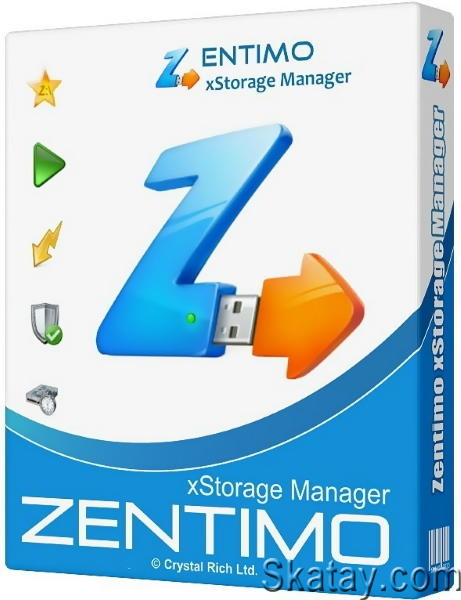 Zentimo xStorage Manager 2.4.2.1284 Final + RePack