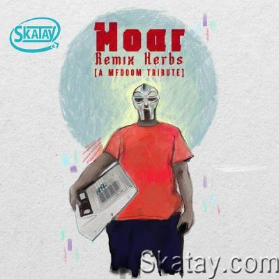 Moar - Remix Herbs (A Tribute To Mf Doom) (2021)