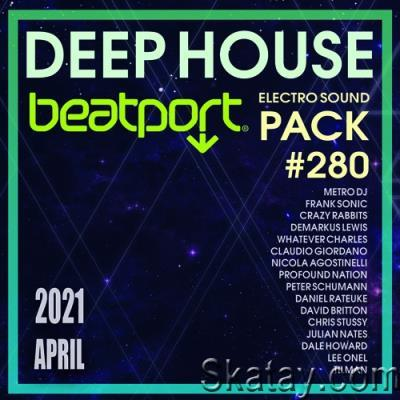 Beatport Deep House: Sound Pack #280 (2021)
