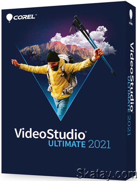 Corel VideoStudio Ultimate 2021 24.1.0.299