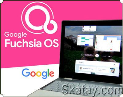 Конец Android: Google выпускает Fuchsia для планшетов и смартфонов