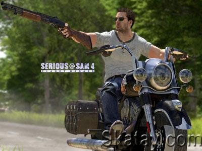 Serious Sam 4: Planet Badass - первый трейлер игры