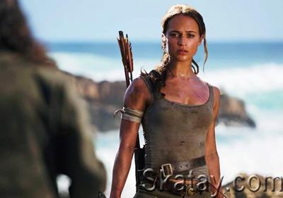 Tomb Raider: Лара Крофт - новый трейлер фильма